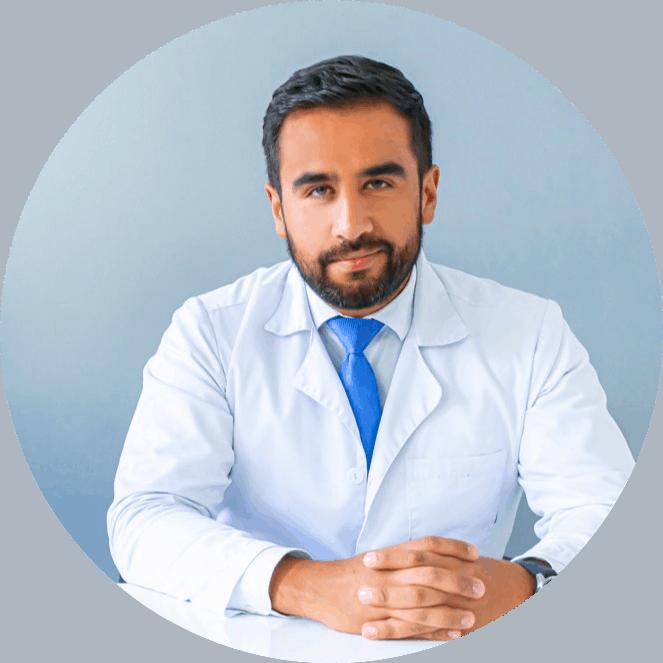 Miguel Farfan doctor medico ortopedista especialista bogota cita