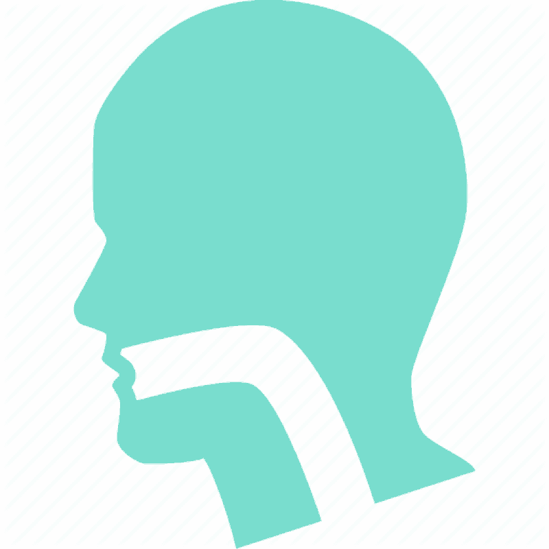 garganta icon throat otorrinolaringologo medellin